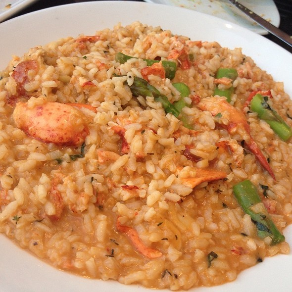 Lobster Risotto - Fraticelli's Italian Grill - Richmond Hill, Richmond Hill, ON