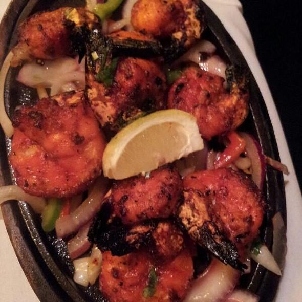 Tandoori Shrimp - Himalayan Heritage Restaurant & Bar, Washington, DC