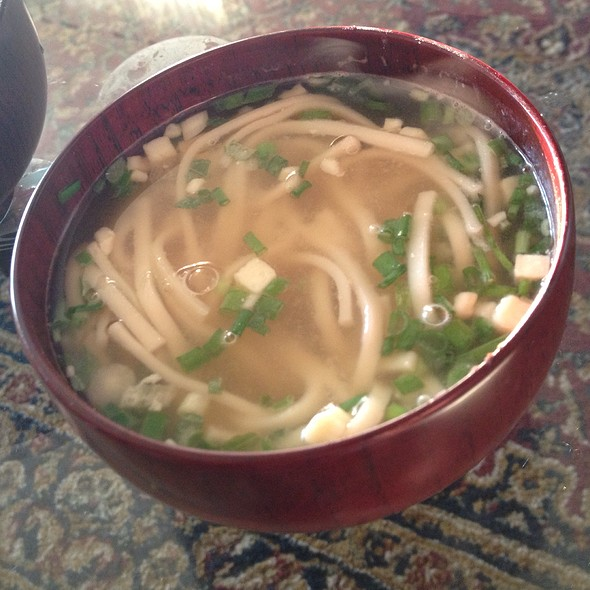 Miso Udon @ Home
