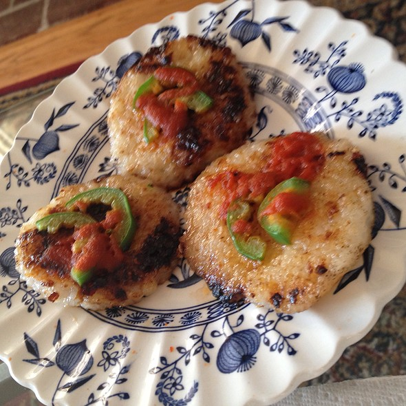 Spicy Rice Cakes @ Home