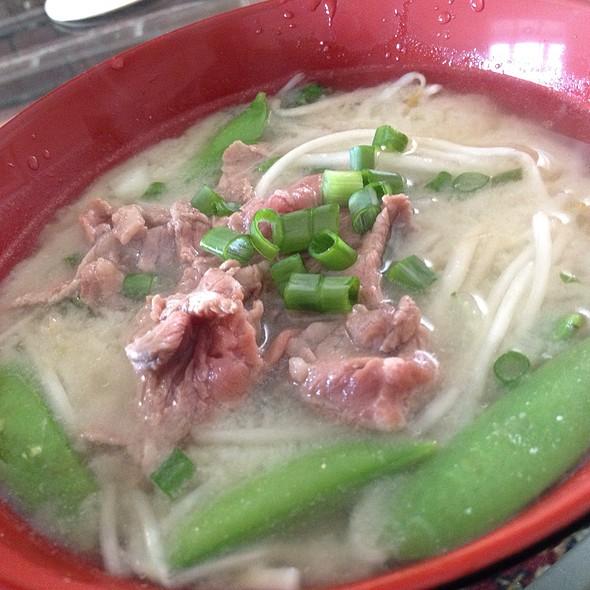 Miso Beef Ramen @ Home