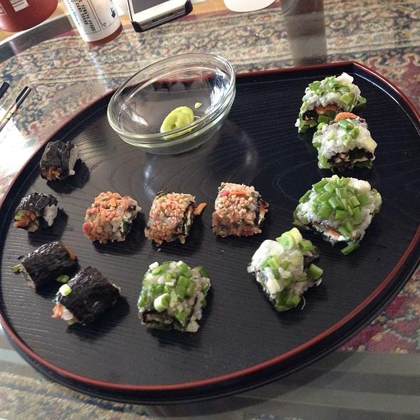 Sushi @ Home