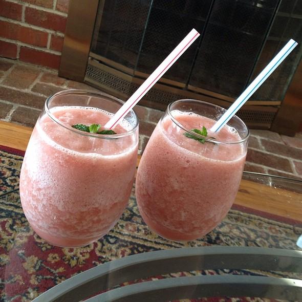 Watermelon Cucumber Mint Freeze @ Home