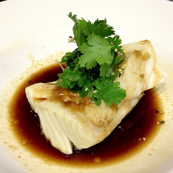 Chilean Sea Bass @ Jinju Sushi