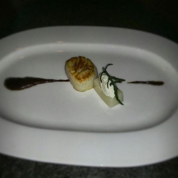 Callo De Hacha Con Mole @ 1826 Restaurant