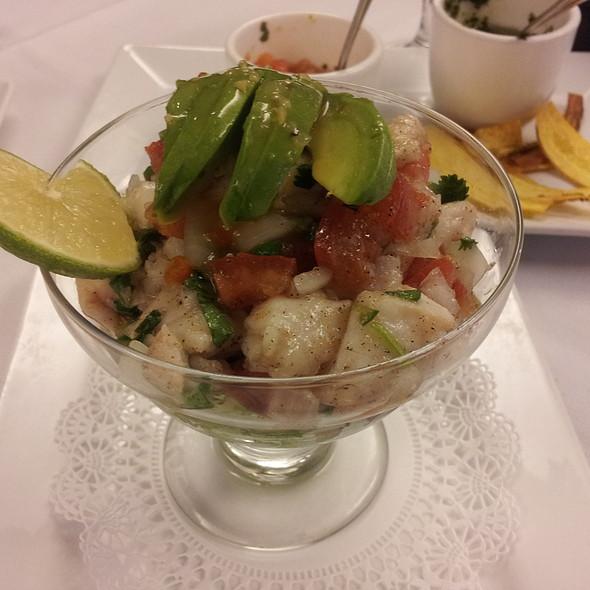 Ceviche Corinto - Rudy & Paco Restaurant & Bar, Galveston, TX