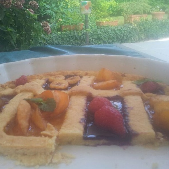 Fruit Tart @ Home