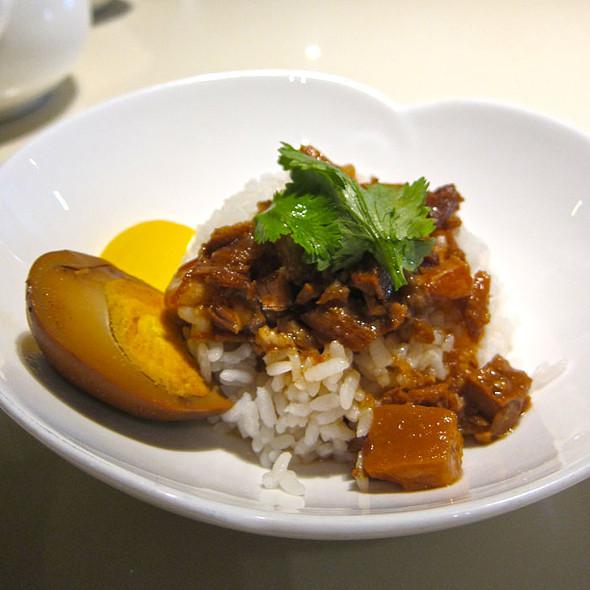 Minced Pork Rice @ Shin Yeh 欣叶 (By Tunglok 同乐)