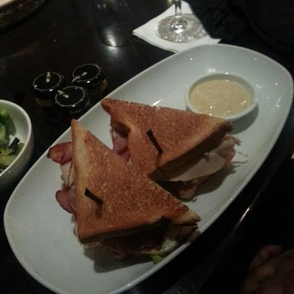 BLT Sandwich @ Hyatt Regency Trinidad
