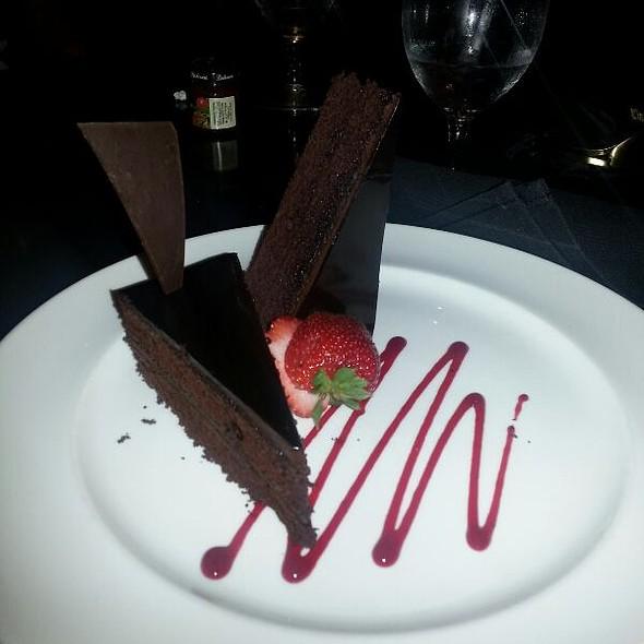 Chocolate Cake @ Hyatt Regency Trinidad