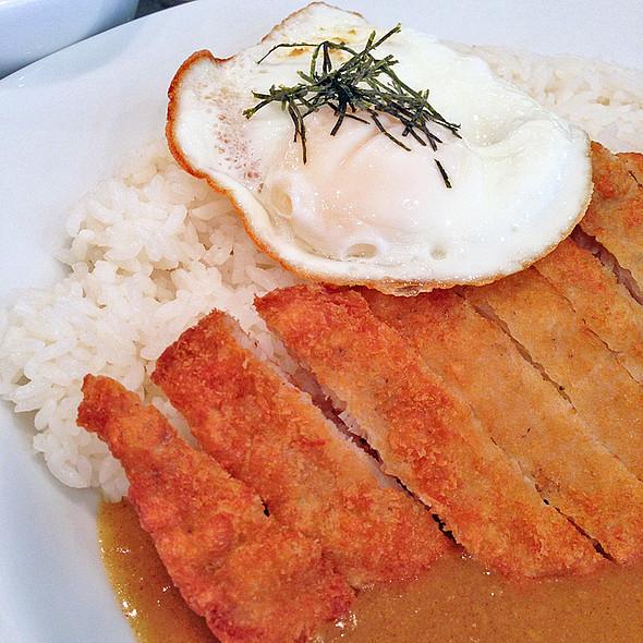 Katsu Curry Bowl @ Sushi Bella