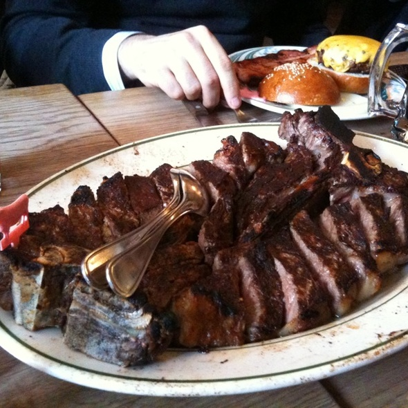 Porterhouse @ Peter Luger Steakhouse