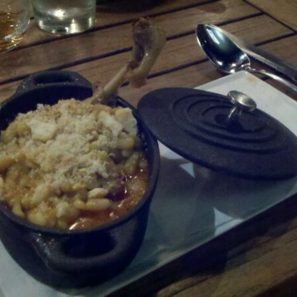 Duck Cassoulet @ Metro Montclair