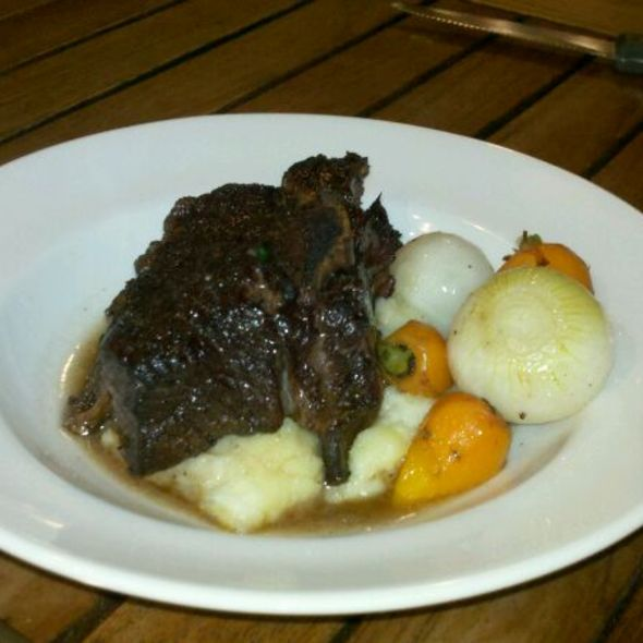 Braised Short Ribs @ Metro Montclair