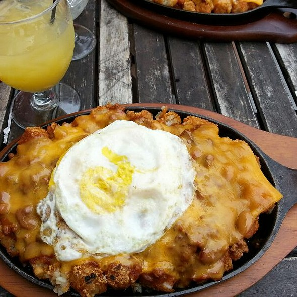 The Hangover @ Meade's Restaurant