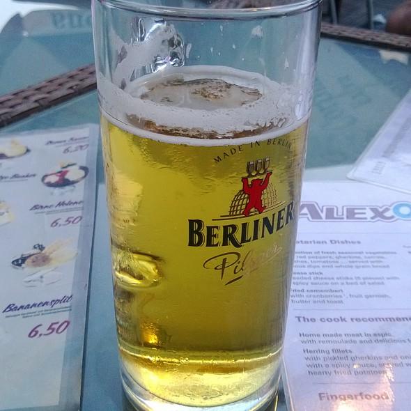 Berliner Pilsner @ AlexOase Bubble Tea
