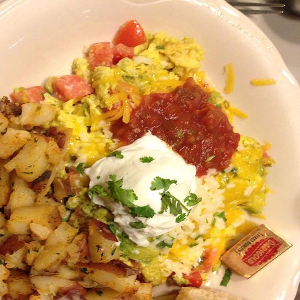 Maltby Cafe Breakfast Menu