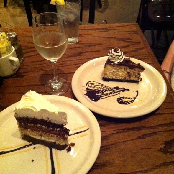 Chocolate Seduction Cake @ Bread Winners Cafe