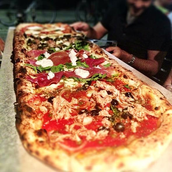 Pizza Al Metro - Santore Restaurant, London