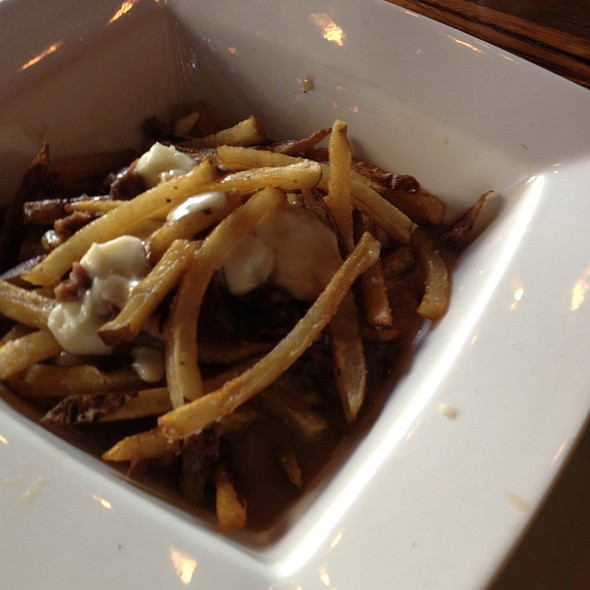 Poutine @ The City Beer Hall