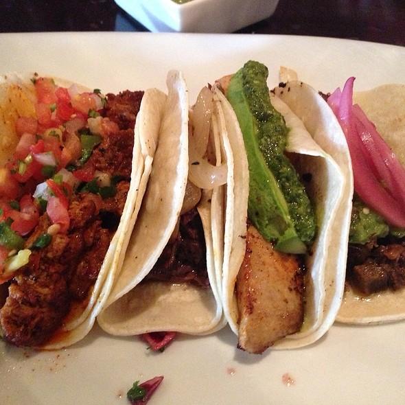 Al Pastor, Barbacoa, Fish And Lengua Tacos - Wild Salsa - Dallas, Dallas, TX
