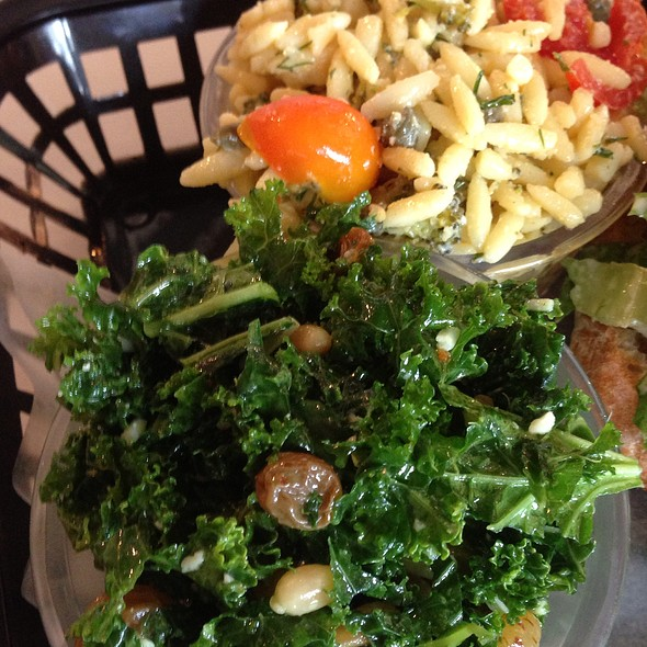 Kale Salad @ Local Foods