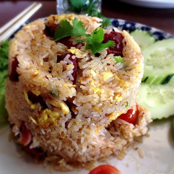 BBQ Fried Rice @ Million Thai Restaurant & Bar