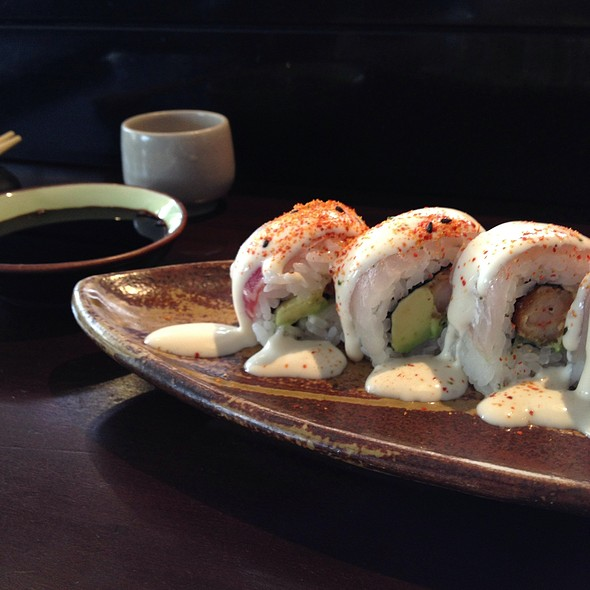 Sushi Encebichado @ Maido