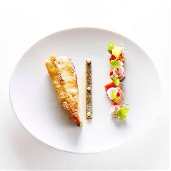 Grilled Fish @ Parkyard Hotel Shanghai