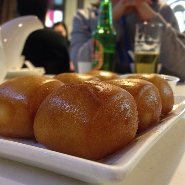 Deep Fried Mantou @ Shanghai Stories 1938