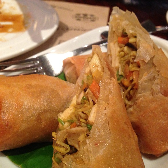 Fried Vege-Licious Lumpia