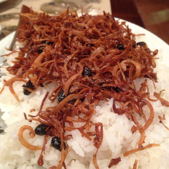 Dilis-Cious Rice