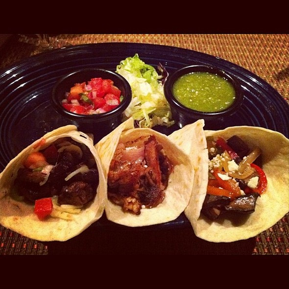 Tacos - Cantina Southwest Grill & Tequila Bar, Stamford, CT