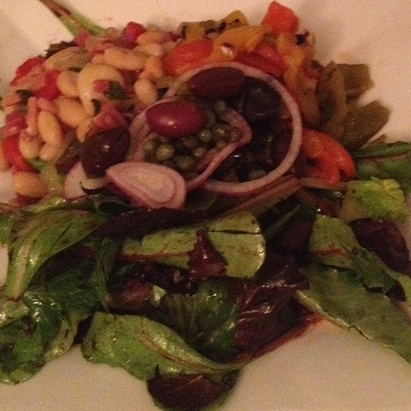 Tuscan Salad - Alberto's Ristorante, Hyannis, MA