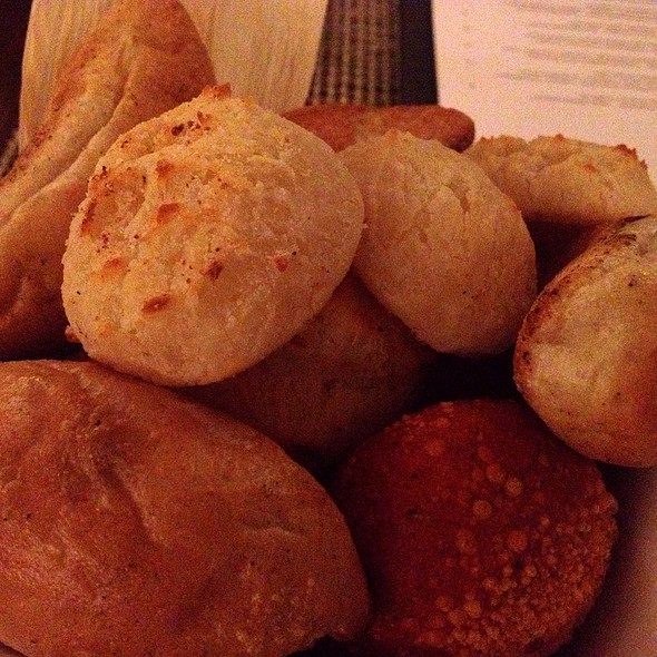 Assorted Breads - RAYA at The Ritz-Carlton, Laguna Niguel, Dana Point, CA