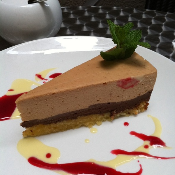 Chestnut Truffle Cake @ Chez Patrick Deli