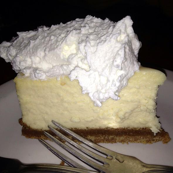 Cheesecake @ Tahoe Joe's Famous Steakhouse