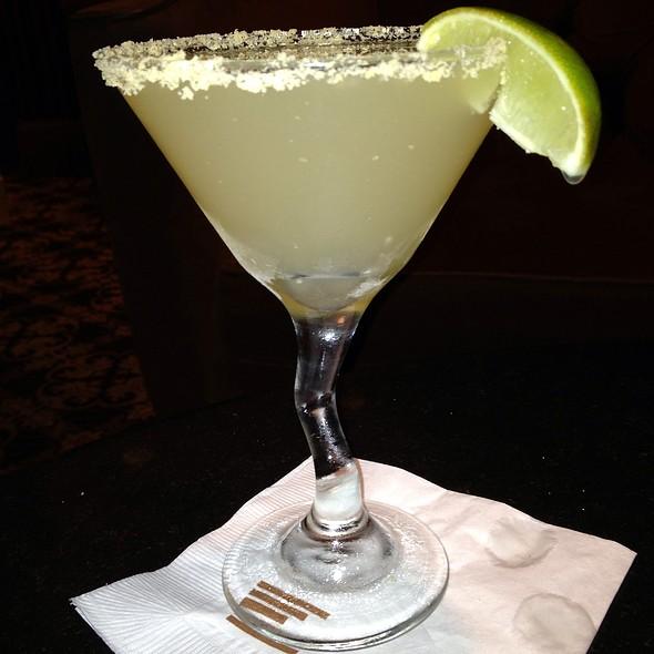 Key Lime Martini - Nix / Martini Bar - Knickerbocker Hotel, Chicago, IL