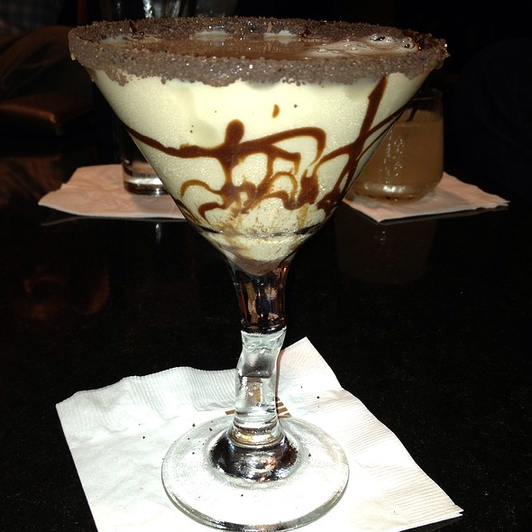 Chocolate Martini - Nix / Martini Bar - Knickerbocker Hotel, Chicago, IL