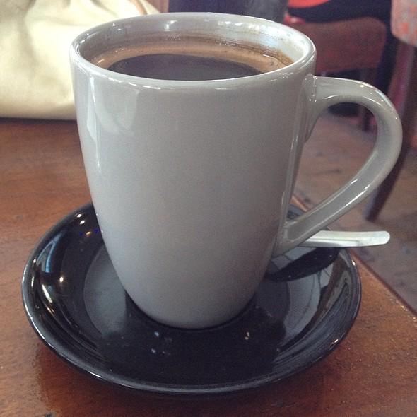 Long Black Coffee @ Lola's Restaurant
