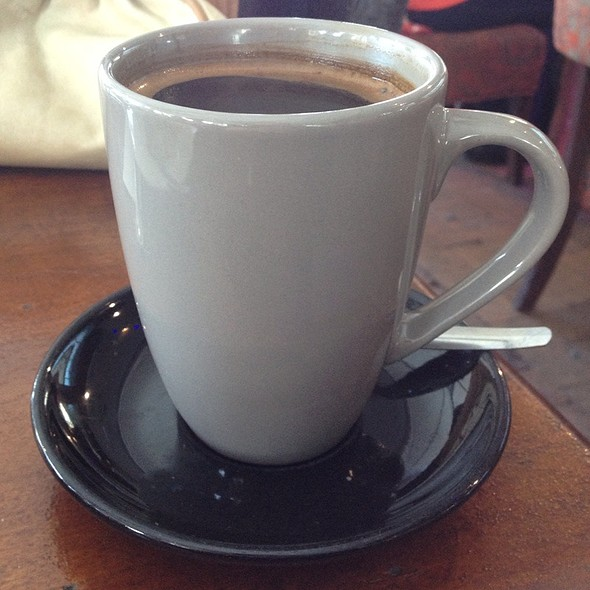 Long Black Coffee @ Lola's Restaurant