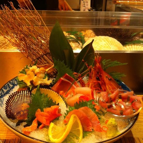 Sashimi @ 秋田 Akita Teppanyaki Specialist