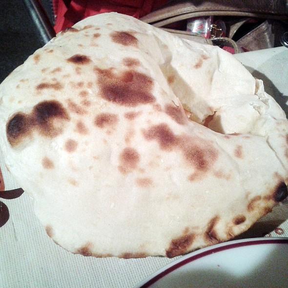 Cheese Naan @ Calcuta Indian Restaurant