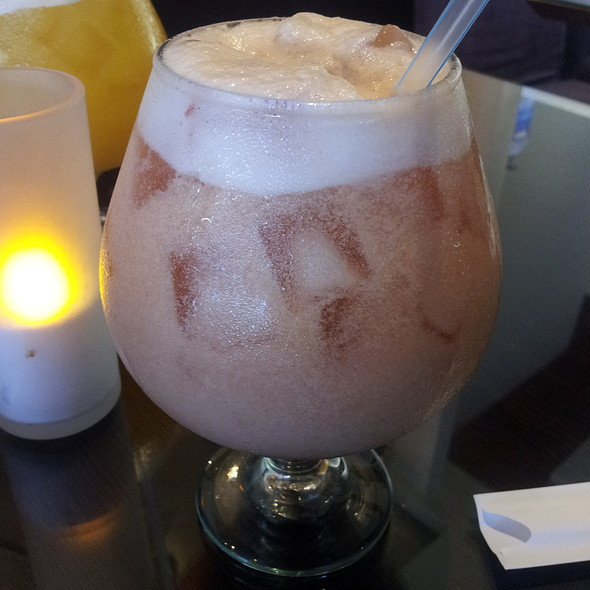 Passionate Love Specialty Drink @ Cafe 101