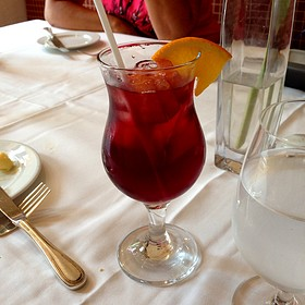 Red Sangria - Escabeche - The Prince of Wales Hotel, Niagara-on-the-Lake, ON