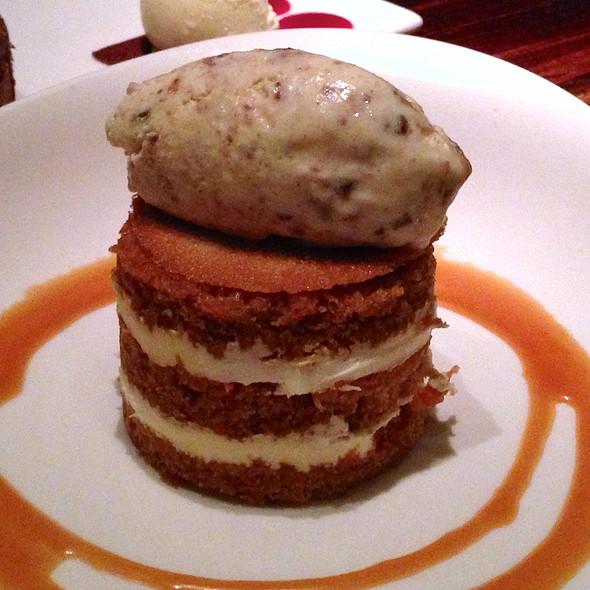 Sino Carrot Cake @ sino restaurant