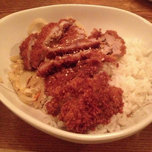 tonkatsu @ Akiko's Restaurant