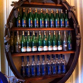 Wine Rack - Escabeche - The Prince of Wales Hotel, Niagara-on-the-Lake, ON