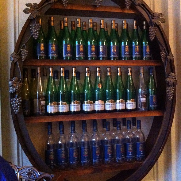 Wine Rack - Noble, Niagara-on-the-Lake, ON