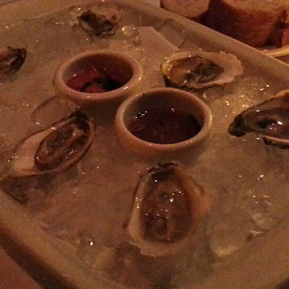 Misty Point Oysters - Roast - A Michael Symon Restaurant, Detroit, MI